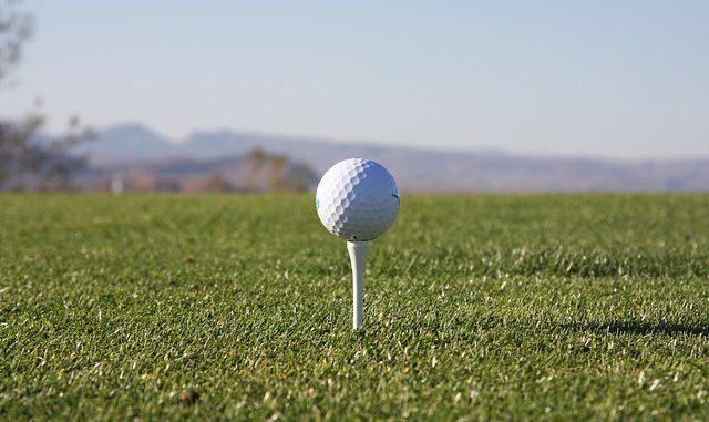 golfurlaub adria - golfball