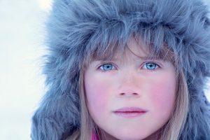 Was sagen blaue Augen aus?