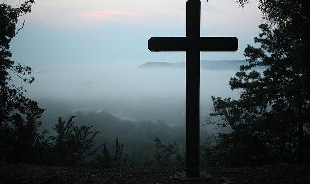 Was ist der Unterschied zwischen Katholisch & Evangelisch - Kreuz