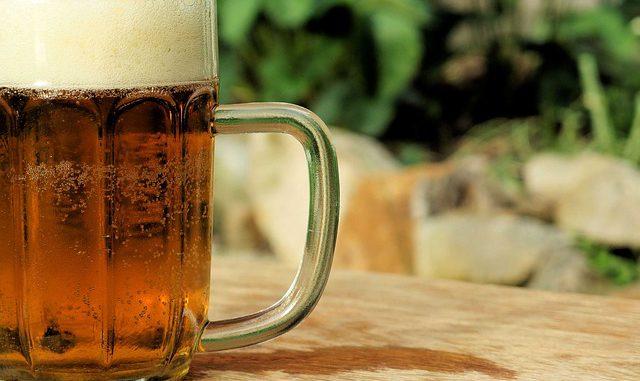 deutscher biermarkt - bierglas