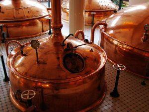deutscher biermarkt - brauerei