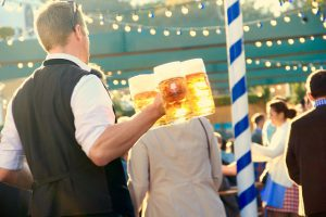 deutscher biermarkt - volksfest