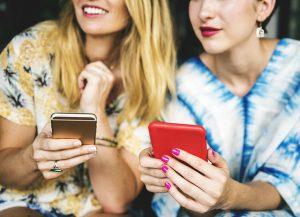 frauen nutzen dating app